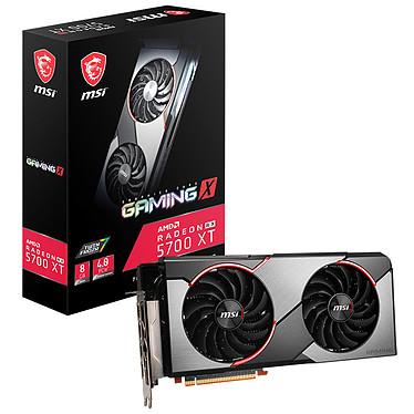 MSI Radeon RX 5700 XT GAMING X 8 Go GDDR6 - HDMI/Tri DisplayPort - PCI Express (AMD Radeon RX 5700 XT)
