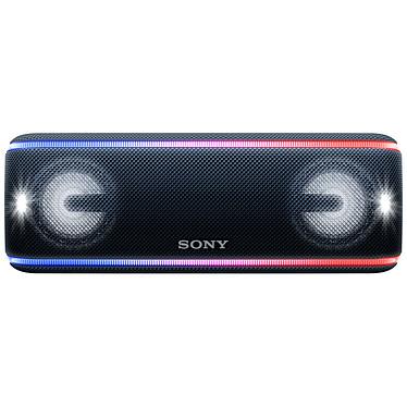 Sony SRS-XB41 Noir Enceinte portable sans fil - Bluetooth/NFC - Etanche (IP67) - Autonomie 24h - Effets lumineux - Extra Bass / Live Sound / Party Booster