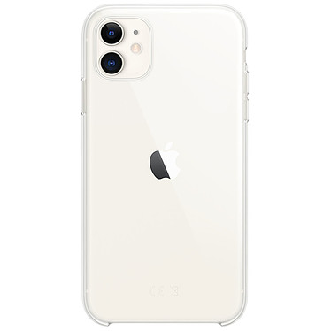 Apple Coque transparente Apple iPhone 11 Coque transparente pour Apple iPhone 11