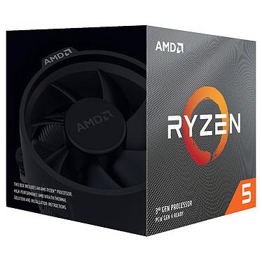 Avis Kit Upgrade PC AMD Ryzen 5 3600 MSI MPG X570 GAMING PLUS