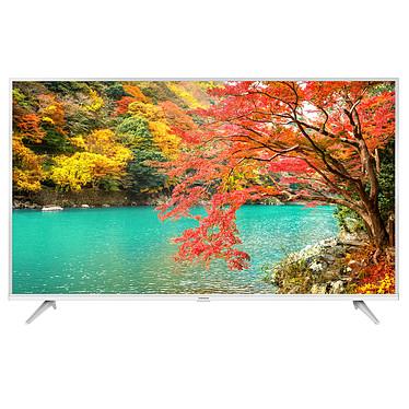"Thomson 43UE6400W Téléviseur LED 4K Ultra HD 43"" (109 cm) 16/9 - 3840 x 2160 pixels - HDR - Android TV - Wi-Fi - Bluetooth - 1200 Hz - Son 2.0 16W - Blanc"