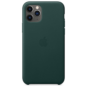 Opiniones sobre Apple Funda de piel Bosque Verde Apple iPhone 11 Pro