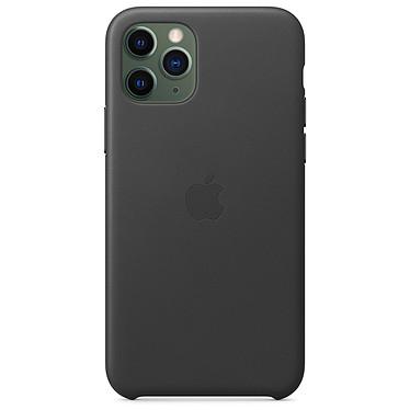 Opiniones sobre Apple Funda de piel Negro Apple iPhone 11 Pro