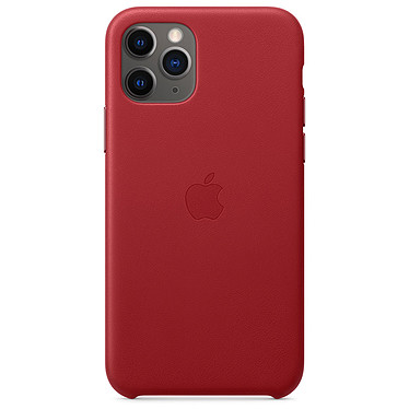 Opiniones sobre Apple Funda de piel (PRODUCT)RED Apple iPhone 11 Pro