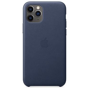 Opiniones sobre Apple Funda de piel Noche Azul Apple iPhone 11 Pro