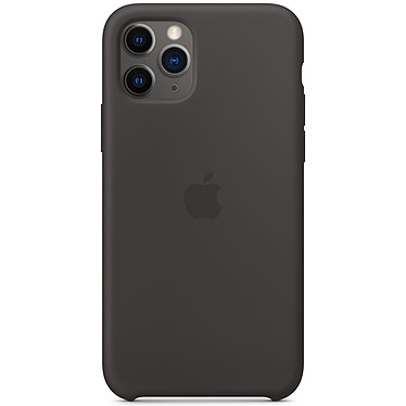Opiniones sobre Apple Funda de silicona negra Apple iPhone 11 Pro