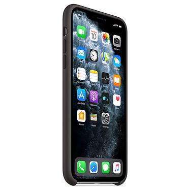 Opiniones sobre Apple Funda de silicona negra Apple iPhone 11 Pro Max