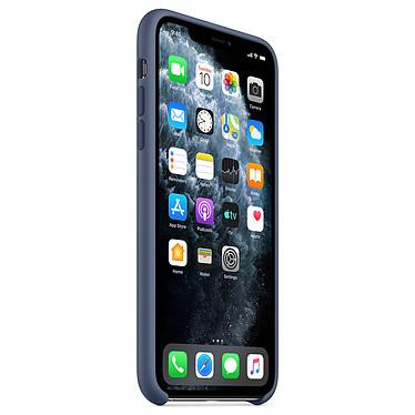 Opiniones sobre Apple Funda de silicona Azul de Alaska Apple iPhone 11 Pro Max