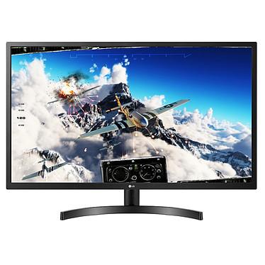 """LG 32"""" LED - 32ML600M-B 1920 x 1080 pixels - 5 ms - Format large 16/9 - Dalle IPS - HDR - HDMI / VGA - Noir"""