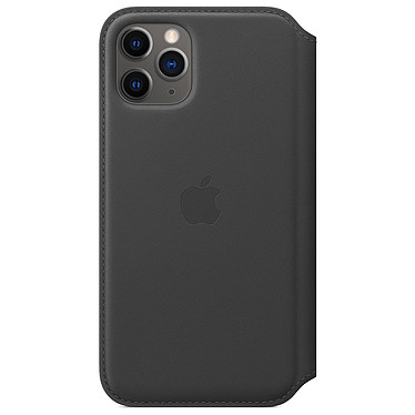 Opiniones sobre Apple Funda Folio de piel Negro Apple iPhone 11 Pro