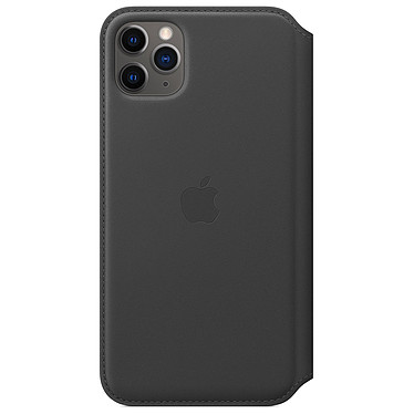 Opiniones sobre Apple Funda Folio de piel Negro Apple iPhone 11 Pro Max