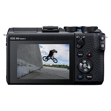 Acheter Canon EOS M6 Mark II Noir