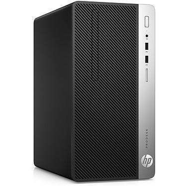 HP ProDesk 400 G6 Micro (7EL74EA) Intel Core i5-9500 8 Go SSD 256 Go Graveur DVD Windows 10 Professionnel 64 bits (sans écran)