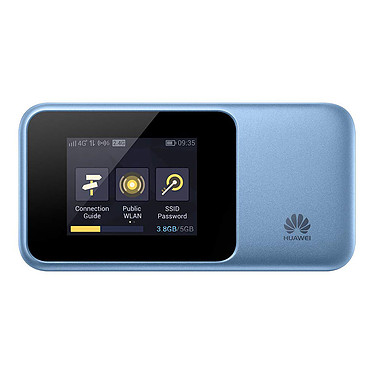 Huawei E5788U-96A Routeur mobile 4G LTE - USB 2.0 - 1 Gbits/s - Bluetooth 4.0 - Wi-Fi