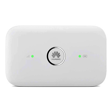 Huawei E5573CS Routeur mobile 4G LTE - USB 2.0 - 150 Mbits/s - Wi-Fi