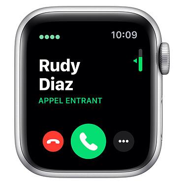 Opiniones sobre Apple Watch Series 5 Nike GPS + Cellular Aluminio Plato Pulsera deportiva Puro Platino/Negro 40 mm