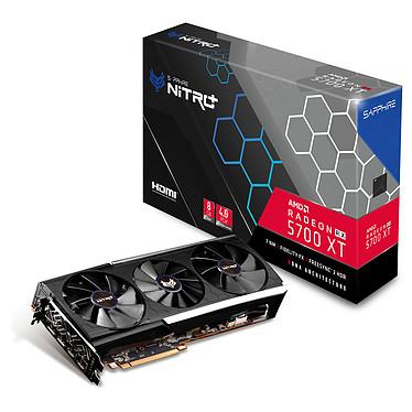 Sapphire NITRO+ Radeon RX 5700 XT 8G 8 Go GDDR6 - HDMI/Tri DisplayPort - PCI Express (AMD Radeon RX 5700 XT)