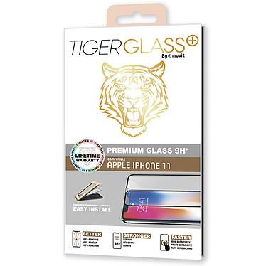 Tiger Glass Plus Verre Trempé 9H+ Apple iPhone 11 Film de protection en verre trempé pour Apple iPhone 11