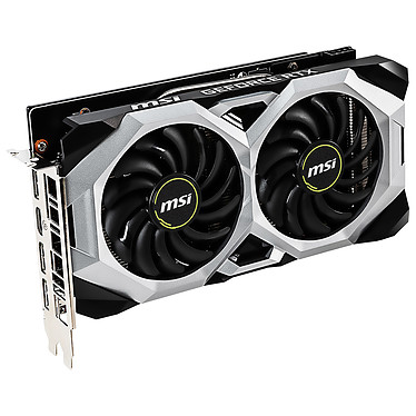 MSI GeForce RTX 2060 SUPER VENTUS GP OC 8 Go GDDR6 - HDMI/Tri DisplayPort - PCI Express (NVIDIA GeForce RTX 2060 SUPER)