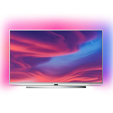 "Philips 50PUS7394 Téléviseur LED 4K Ultra HD 50"" (127 cm) 16/9 - 3840 x 2160 pixels - HDR - Wi-Fi - Bluetooth - Android TV - Google Assistant - 1700 Hz - Son 2.0 20W"