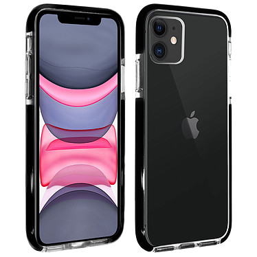 Akashi Coque TPU Ultra Renforcée Apple iPhone 11 Coque de protection transparente renforcée pour Apple iPhone 11