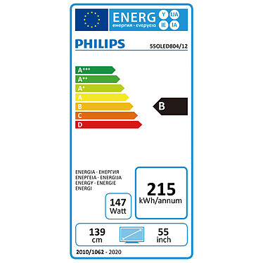 Philips 55OLED804 pas cher