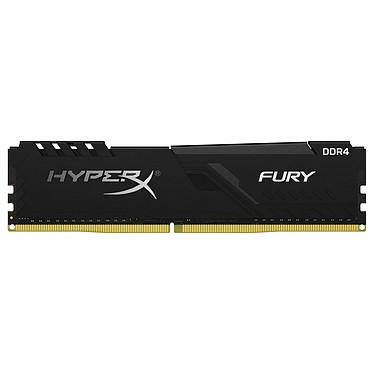 HyperX Fury 8 Go DDR4 3600 MHz CL17 RAM DDR4 PC4-28800 - HX436C17FB3/8