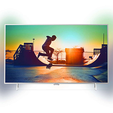 "Philips 32PFS6402 Téléviseur LED Full HD 32"" (81 cm) 16/9 - 1920 x 1080 - HDTV 1080p - Android TV - Wi-Fi - DLNA - 500 Hz"