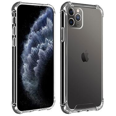 Akashi Funda TPU Ángulos reforzados Apple iPhone 11 Pro Max Funda protectora transparente con esquinas reforzadas para Apple iPhone 11 Pro Max