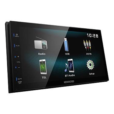"""Kenwood DMX120BT Autoradio MP3 avec écran LCD 6.8"""" Android USB mirorring ready avec Bluetooth intégré"""