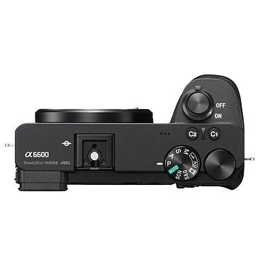 Avis Sony Alpha 6600 + 18-135mm