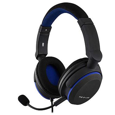 The G-Lab KORP Oxygen P Casque-micro pour gamer - Supra-auriculaire - Microphone détachable - Jack 3.5 mm - Compatible PC / Consoles / Mobiles
