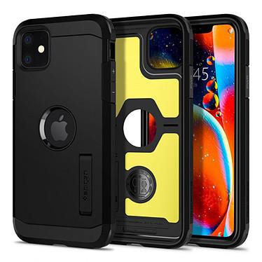 Spigen Case Tough Armor Noir iPhone 11 Coque de protection pour Apple iPhone 11