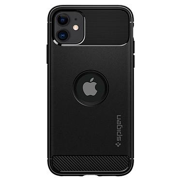 Acheter Spigen Rugged Armor Noir iPhone 11
