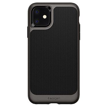 Avis Spigen Case Neo Hybrid Gun Metal iPhone 11