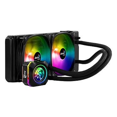 Aerocool Pulse L240F Kit de Watercooling pour processeur avec éclairage LED RGB