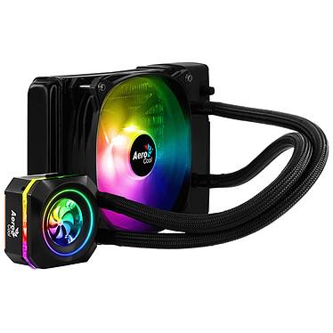 Aerocool Pulse L120F Kit de Watercooling pour processeur avec éclairage LED RGB