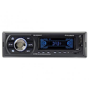 Caliber RMD050DAB-BT Autoradio 4 x 75 Watts FM/DAB+/MP3/WMA/USB/SD avec Bluetooth et entrée AUX