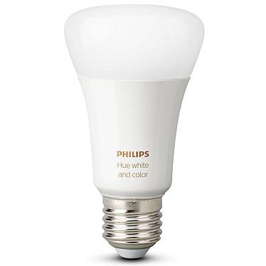 Philips Hue White & Color Ambiance E27 Bluetooth Ampoule E27 - 9 Watts