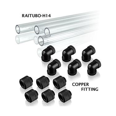 Raijintek Phorcys Pro CA360 pas cher