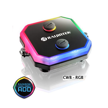 Avis Raijintek Phorcys Pro CA360