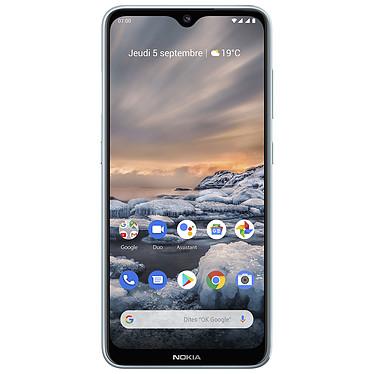 "Nokia 7.2 Blanc (6 Go / 128 Go) Smartphone 4G-LTE Advanced Dual SIM - Snapdragon 660 8-core 2.0 GHz - RAM 6 Go - Ecran tactile 6.3"" 1080 x 2340 - 128 Go - Bluetooth 5.0 - 3500 mAh - Android 9.0"