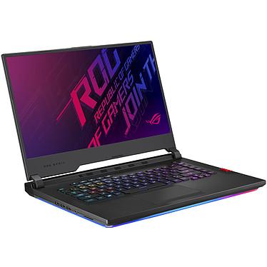 "ASUS ROG STRIX HERO III G531GW-ES302T Intel Core i7-9750H 16 Go SSD 512 Go 15.6"" LED Full HD 144 Hz NVIDIA GeForce RTX 2070 8 Go Wi-Fi AC/Bluetooth Windows 10 Famille 64 bits"