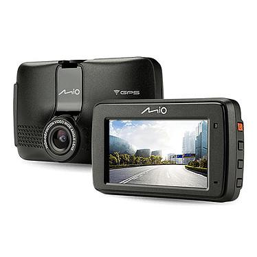 """Mio MiVue 733 Wi-Fi Caméra de conduite pour automobile - Full HD 1080p - champ de vision 130° - Ecran LCD 2.7"""" - Wi-Fi - puce GPS intégrée"""