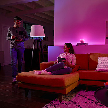 Acheter Philips Hue Go White & Color Ambiance Bluetooth