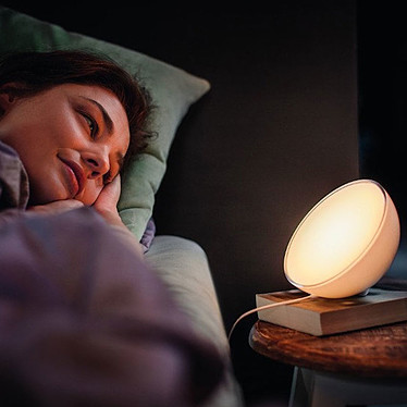 Avis Philips Hue Go White & Color Ambiance Bluetooth
