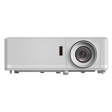 Optoma ZH406 Vidéoprojecteur laser DLP Full HD 3D Ready IP6X - 4500 Lumens - Lens Shift Vertical - Zoom 1.6x - HDMI/VGA/USB/Ethernet - Haut-parleurs intégrés