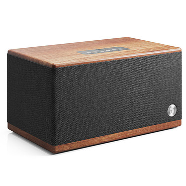 Audio Pro BT5 Walnut  Altavoz portátil Bluetooth 4.0, entrada AUX
