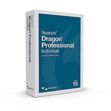 Nuance Dragon Professional Individual v15  Logiciel à reconnaissance vocale (Windows)