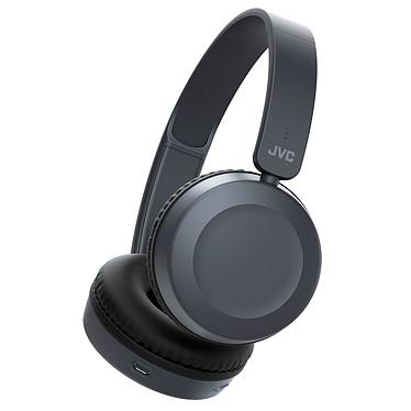 JVC HA-S31BT Bleu Casque supra-auriculaire sans fil - Bluetooth 4.1 - Amplification des basses - Autonomie 17 heures - Microphone intégré